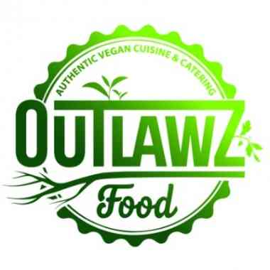 Logo Logo Outlawz Food