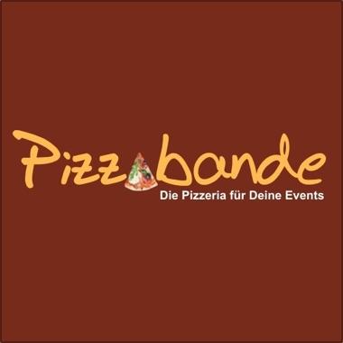 Logo Pizzabande - Die Pizzeria für Deine Events