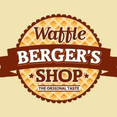 Logo Berger´s Waffle Shop