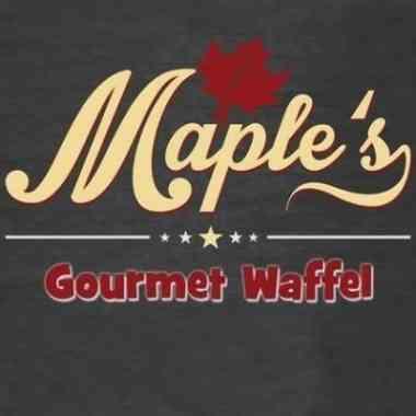 Logo Maple's Gourmet Waffel