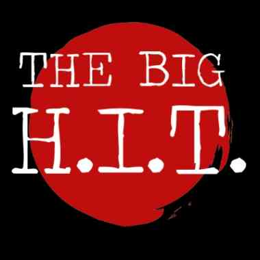 Logo Foodtruck The Big H.I.T.
