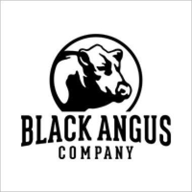 Logo Foodtruck Black Angus Company