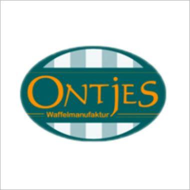 Logo Ontjes Waffelmanufaktur