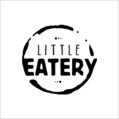 Logo Foodtruck Little Eatery