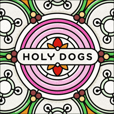 Logo HOLY DOGS