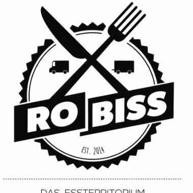 Logo Foodtruck Robiss - Das Essterritorium