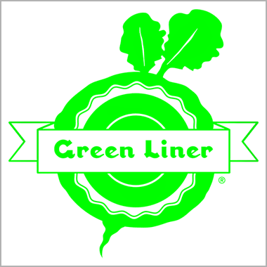 Logo Foodtruck Green Liner