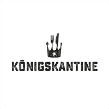 Logo Foodtruck Königskantine