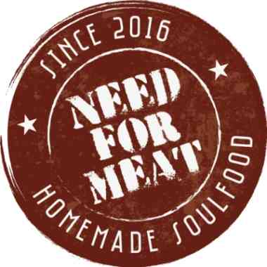Logo Foodtruck Need for Meat
