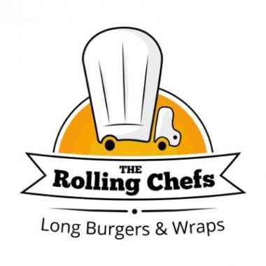 Logo THE ROLLING CHEFS
