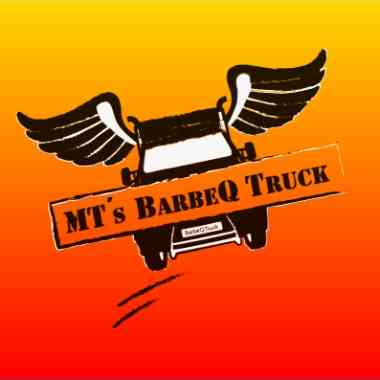 Logo Foodtruck MT´s BarbeQ Truck