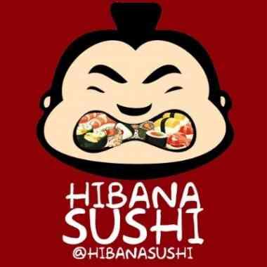 Logo Foodtruck Hibana sushi