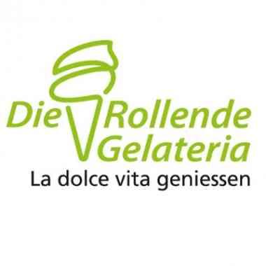 Logo Die Rollende Gelateria
