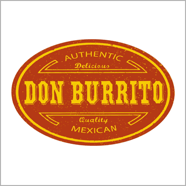 Logo Foodtruck Don Burrito