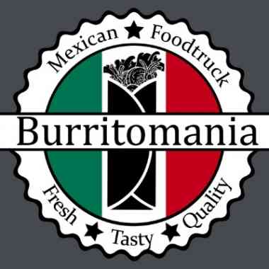 Logo Foodtruck Burritomania
