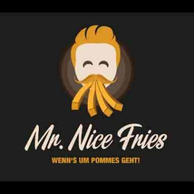 Logo Foodtruck Mr. Nice Fries
