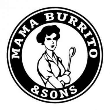 Logo Foodtruck Mama Burrito & sons