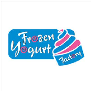 Logo Foodtruck Frozen Yogurt & Ice Cream