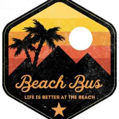Logo Beach Bus