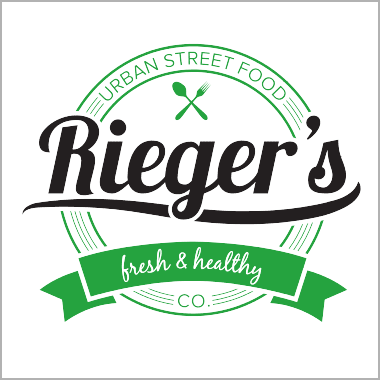 Logo Foodtruck Rieger's Urban Street Food