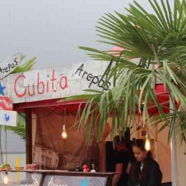 Logo Foodtruck Cubita68