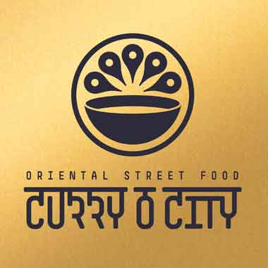 Logo Foodtruck Curry O City