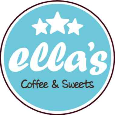 Logo Logo ella´s Coffee & Sweets