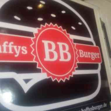 Logo Foodtruck Baffys Burger