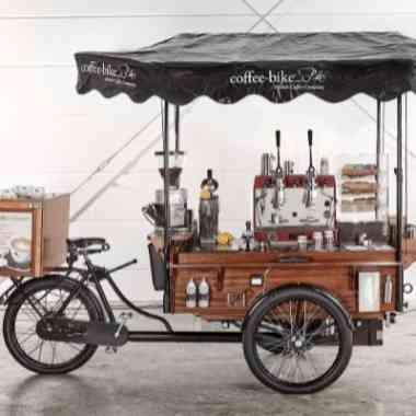 Logo Coffee Bike Schneidi