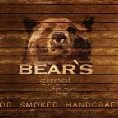 Logo Bear´s Streetfood