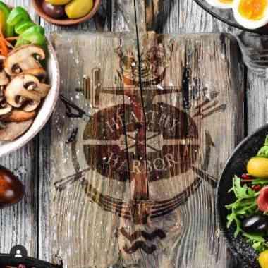 Logo Foodtruck HealthyHarbor