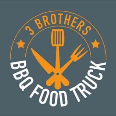 Logo Foodtruck 3brothers BBQ Foodtruck