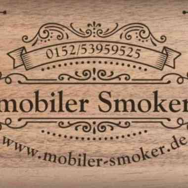 Logo Foodtruck Mobiler-Smoker