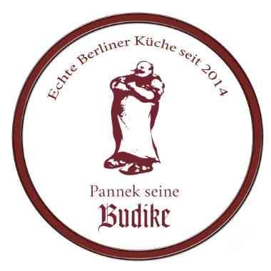 Logo Foodtruck Pannek seine Budike