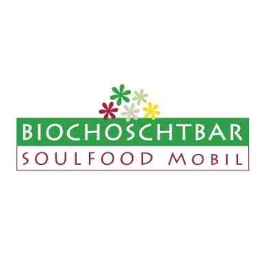 Logo Foodtruck Biochoschtbar - Soulfood Mobil