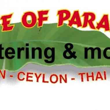 Logo Logo Paradise Catering