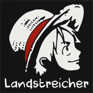 Logo Foodtruck Der Landstreicher