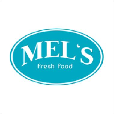 Logo Foodtruck Mel´s fresh food