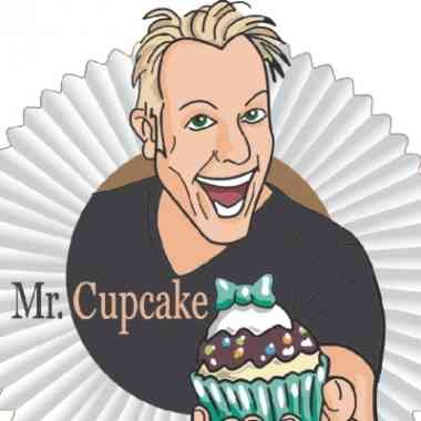 Logo Foodtruck Mr. Cupcake