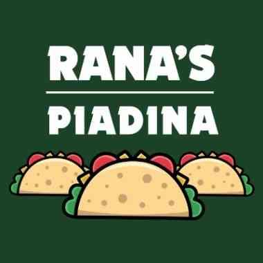 Logo Foodtruck Ranas Piadina