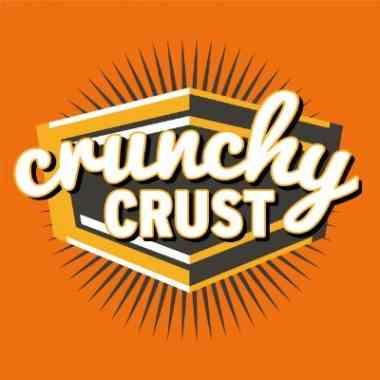 Logo - crunchy CRUST Logo crunchy CRUST
