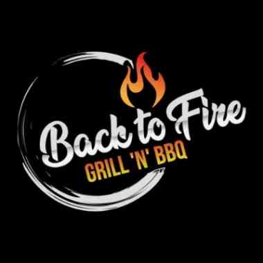 Logo Back to Fire