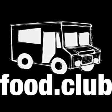 Logo Foodtruck food.club