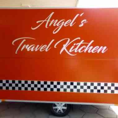 Logo Foodtruck Angel´s Trevel Kitchen