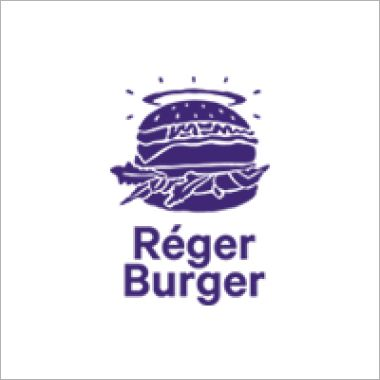 Logo Foodtruck Réger Burger Foodtruck