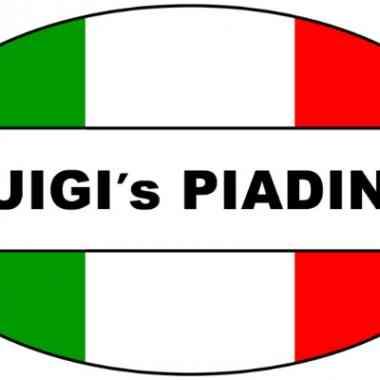 Logo Logo luigi´s piadina