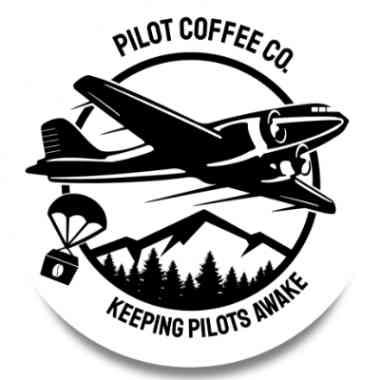Logo Logo Pilot Coffee Co.