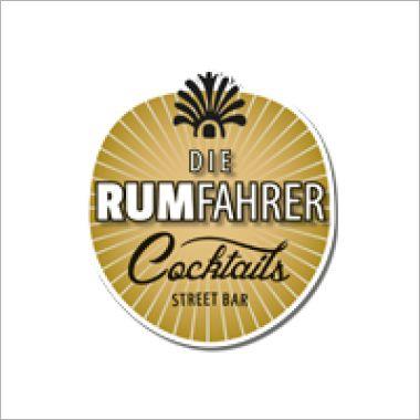 Logo Foodtruck Die Rumfahrer