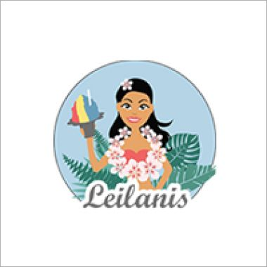 Logo Foodtruck Leilanis Shave Ice