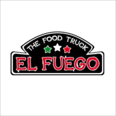 Logo Foodtruck El Fuego